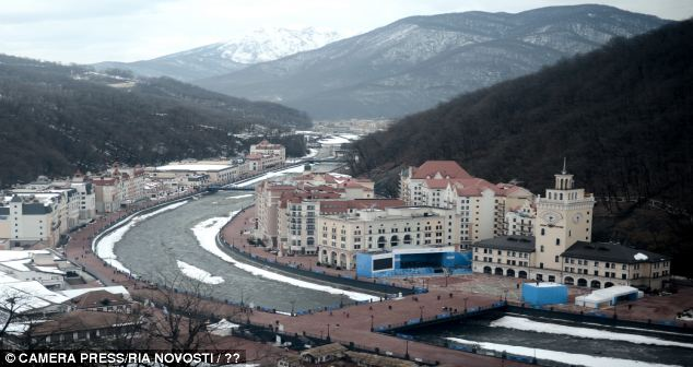 'Utter farce': Journalists have taken to Twitter to lambast the hilarious conditions of their hotels in Sochi
