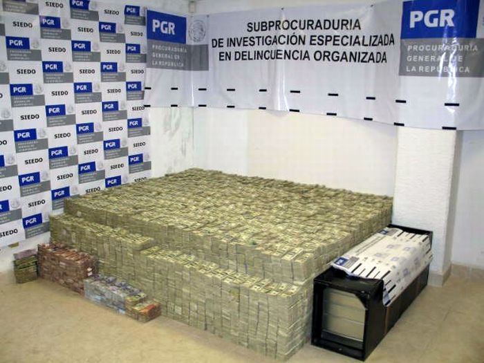 What 200 Million In Cash Looks Like This Is The Raided