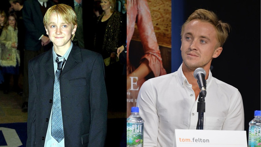 Harry Potter Actors, Then And Now, All Grown Up – Viral Circus