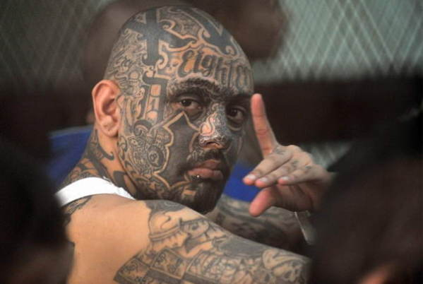 "meaning change tattoo tribal 10 Most What ass Bad And World. The In The Dangerous Gangs ""Los"