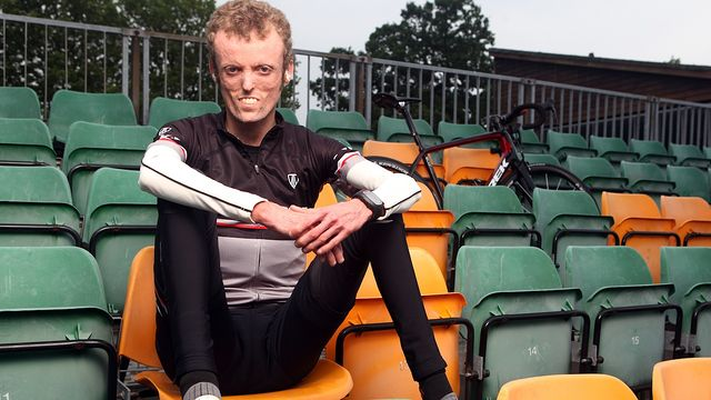 Britain's Skinniest Cyclist