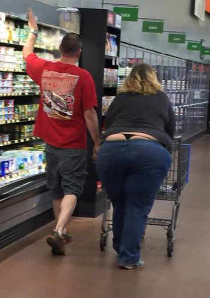 Funniest People Of Walmart
