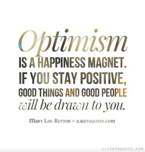 Think Positive Be Optimistic Quotes: 29 Cheerful Quotes To Brighten Up Your Day
