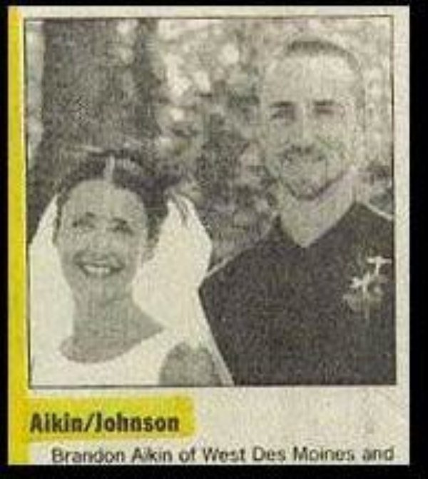 21 Of The Worst Wedding Name Combinations That Will Crack You Up ...