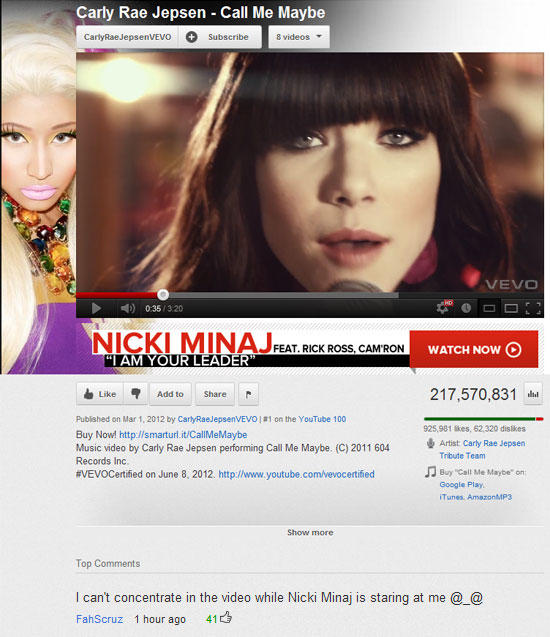 funny-youtube-comment-nicki-stare